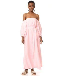Lisa Marie Fernandez | Платье С Объемными Рукавами