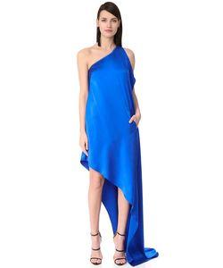 Kaufmanfranco | Асимметричное Вечернее Платье На Одно Плечо