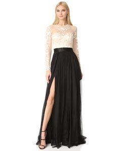 Catherine Deane | Кружевное Вечернее Платье С Вышивкой Isha