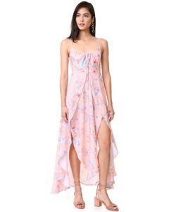 Somedays Lovin | Платье С Цветочным Рисунком И Оборками