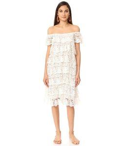 Miguelina | Платье С Открытыми Плечами Angelica