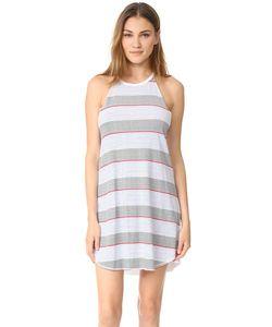 Sundry   Платье Без Рукавов С Высоким Вырезом