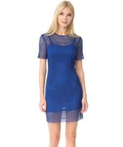Diane Von Furstenberg | Кружевное Платье Chain