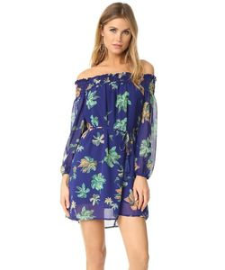 Line & Dot   Платье С Открытыми Плечами Riza