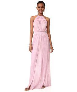 Just Cavalli | Металлизированное Вечернее Платье