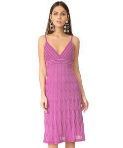 Missoni | Платье С Зигзагообразной Отделкой