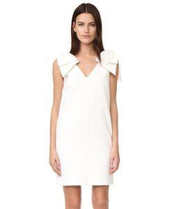 MSGM | Платье С Бантом