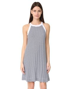 Three Dots | Расклешенное Платье Без Рукавов