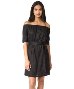 Frame | Платье С Открытыми Плечами