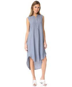 L'Agence | Платье-Рубашка Morocco Без Рукавов