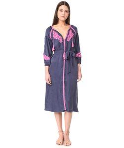 Line & Dot | Платье С Вышивкой Alicia