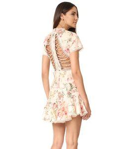 Zimmermann | Развевающееся Платье Mercer