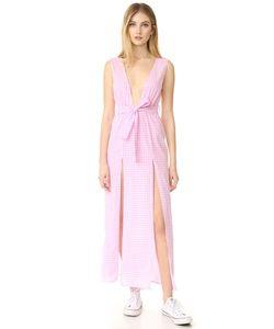 LIONESS | Платье С Глубоким Вырезом Esperanza