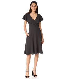 Black Halo | Платье С Оборками Cisco
