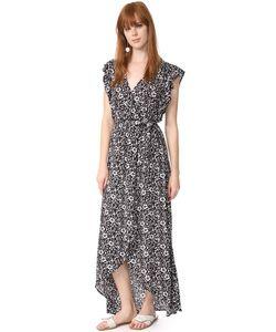 Splendid | Платье С Фигурной Цветочной Отделкой