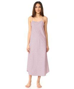 Sleepy Jones | Платье-Комбинация Ginger С Узкими Разноцветными Полосками