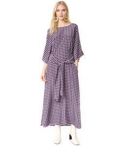 Diane Von Furstenberg   Платье С Завязками На Талии