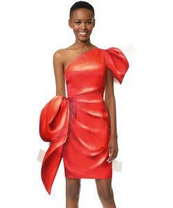 Moschino | Платье С Открытым Плечом