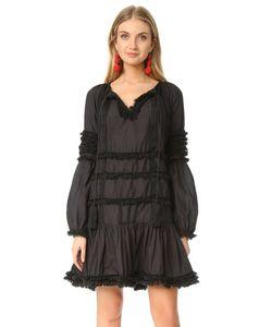 Cynthia Rowley | Платье С Бахромой