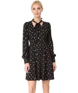 Marc Jacobs | Платье С Завязками И Длинными Рукавами