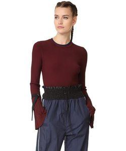 3.1 Phillip Lim | Пуловер Со Складками