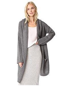 THE PERFEXT | Long Sleeve Cashmere Cardigan