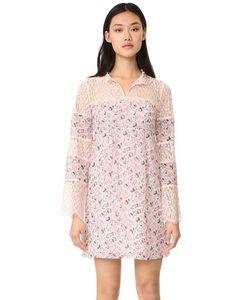 Nanette Lepore | Платье Frock С Цветочным Рисунком