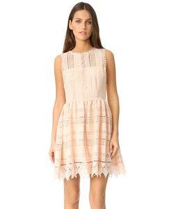 Bb Dakota | Платье Elissa Из Связанного Крючком Кружева
