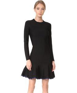 Victoria, Victoria Beckham | Короткое Платье С Широким Подолом