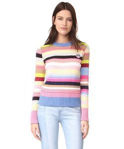 Kenzo | Пуловер С Гербом С Изображением Тигра