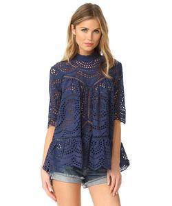 Zimmermann | Блуза С Вышивкой Paradiso