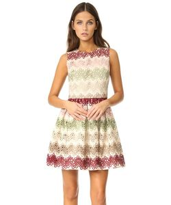 Alice + Olivia | Нарядное Платье Joyce С Округлым Вырезом