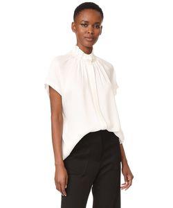 Zero + Maria Cornejo | Рубашка Gaban С Защипами