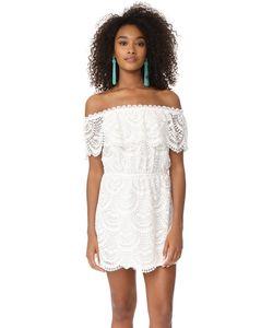 Bb Dakota | Кружевное Платье С Открытыми Плечами Hope