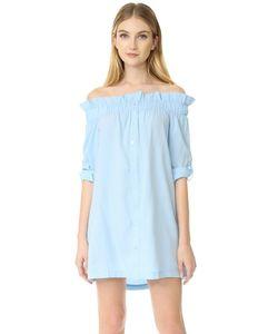 Minkpink | Платье С Открытыми Плечами Business Class