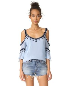 Love Sam | Блуза С Открытыми Плечами