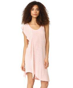Wilt | Свободное Платье С Оборкой С Одной Стороны