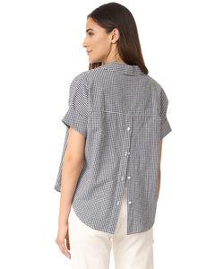 Madewell | Рубашка Courier С Застежкой На Пуговицы На Спине
