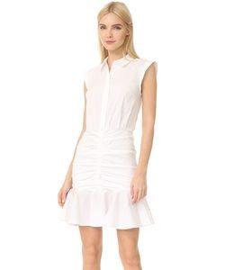 Veronica Beard | Платье-Рубашка Со Сборками