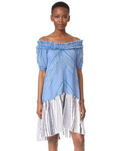 Lemlem | Платье С Открытыми Плечами Semay