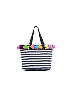 Jadetribe | Valerie Small Bucket Mini Tassel Bag