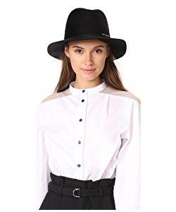 JANESSA LEONE | Lane Fedora Hat