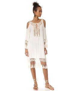 ANNA KOSTUROVA | Платье С Открытыми Плечами Marrakesh