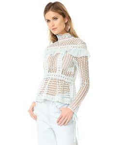 Glamorous | Кружевная Блуза