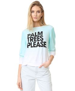 Wildfox | Palm Trees Please