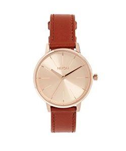 Nixon | Kensington Leather Watch Pack 33mm