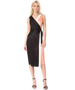 Diane Von Furstenberg | Зауженное Платье-Халат Без Рукавов