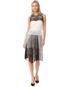 LOYD/FORD | Кружевное Платье Без Рукавов