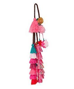 MISA | Sayeh Pom Pom Bag Charm