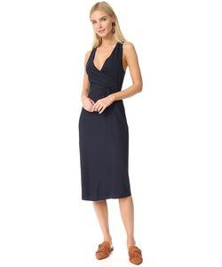 Jenni Kayne | Платье-Халат С Короткими Рукавами И Завязками